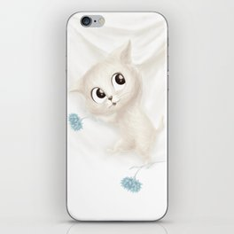 Hanging in There… iPhone Skin