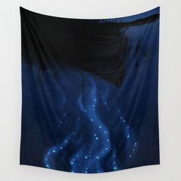 Star Reflections Wall Tapestry