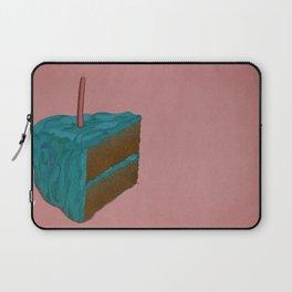 Happy Birthday! (blue) Laptop Sleeve