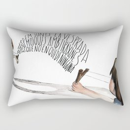 Tiraxines Rectangular Pillow