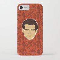 james bond iPhone & iPod Cases featuring James Bond - Goldeneye by Kuki