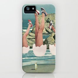 You Gotta Crack Some Eggs To Make An Omelette iPhone Case