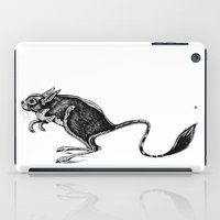 mouse iPad Cases featuring Mouse by Ejaculesc