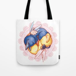 Kero and Spinel Tote Bag
