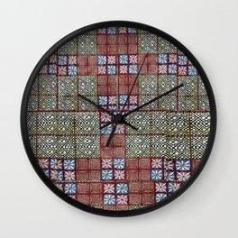 zanzibar Wall Clock