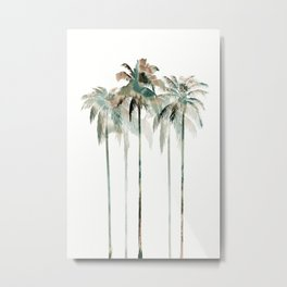 Hawaii Forest collab. with @rodrigomffonseca Metal Print