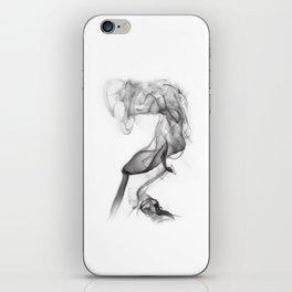 THE THINKER iPhone Skin