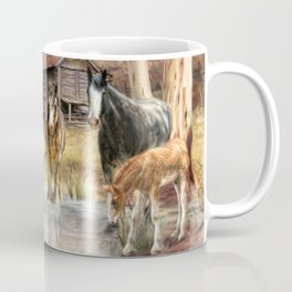 High Country Hideaway Coffee Mug
