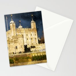 architecture-castle-travel-building Stationery Cards