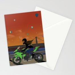 Sunset Blvd Stationery Cards