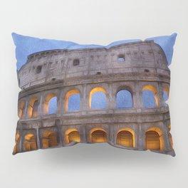 Colosseum, Rome Pillow Sham