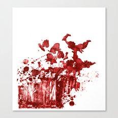 Cherub Massacre of 2000 Canvas Print