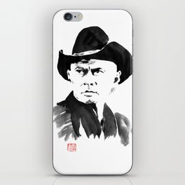 yul brynner iPhone Skin