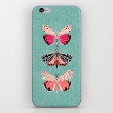 Lepidoptery No. 6 by Andrea Lauren iPhone & iPod Skin