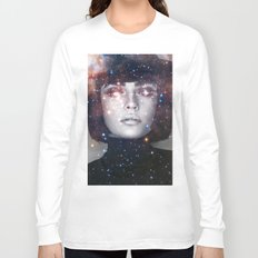 Shes a witch girl Long Sleeve T-shirt