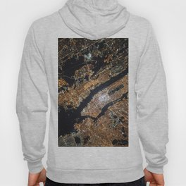 New York From Above Hoody