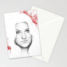 Debra Morgan Stationery Cards