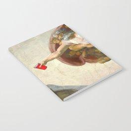 Sistine of Beer Pong Notebook