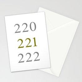 220 221 222 Stationery Cards