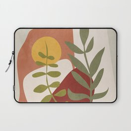 Two Abstract Branches Laptop Sleeve