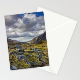 Nant Ffrancon Valley Stationery Cards