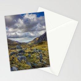Nant Ffrancon Valley Stationery Cards