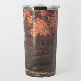 Peaceful Falls Travel Mug