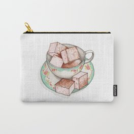 Candies & Sweets: Marshmallows Carry-All Pouch