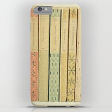 Old Books Slim Case iPhone 6s Plus