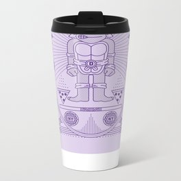 Don Pizza Jam Metal Travel Mug