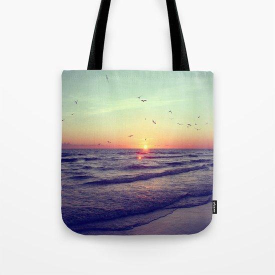 Siesta Key Sunset Tote Bag