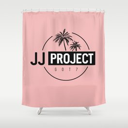JJ PROJECT Shower Curtain