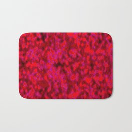 crazed colors 4 Bath Mat