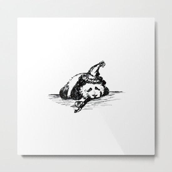 """Party Animal"" Metal Print"