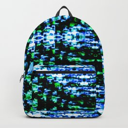 Techno Plaid the Movie Backpack