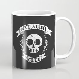 Doom & Gloom Club Coffee Mug