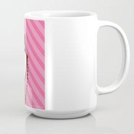 Pink Owl Coffee Mug