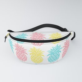 Pineapple Tropic Fanny Pack