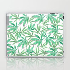 420 Leaves Laptop & iPad Skin