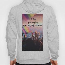 Harry Styles - rainbow flag Hoody