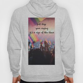 Harry Styles - rainbow flag Hoody