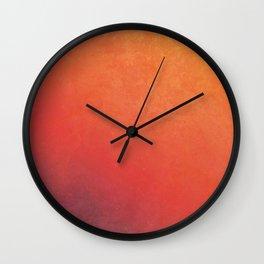 Walking Across a Dream Wall Clock
