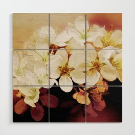 Blossom 06-18 Wood Wall Art