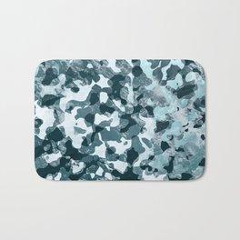 Surfing Camouflage #5 Bath Mat
