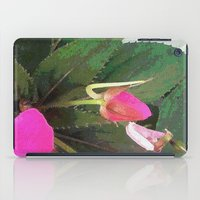 hot pink iPad Cases featuring Hot Pink by Glenn Designs
