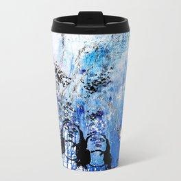 Breathing Metal Travel Mug