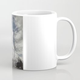 Baltimore [Sky cut 448] Maryland, Usa Coffee Mug