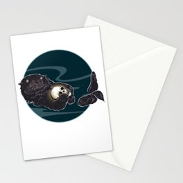 Mine Stationery Cards