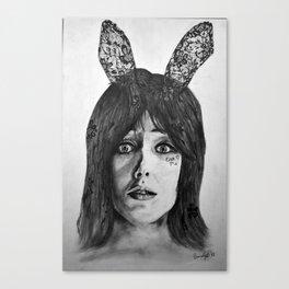 Chasing Rabbits Canvas Print