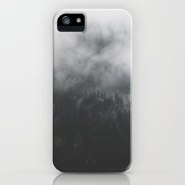 Spectral Forest II - Landscape Photography iPhone Case